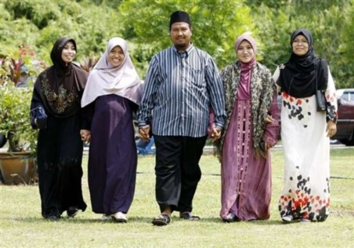 Judge: 'We Can't Ask Muslims Not To Have More Than One Wife'
