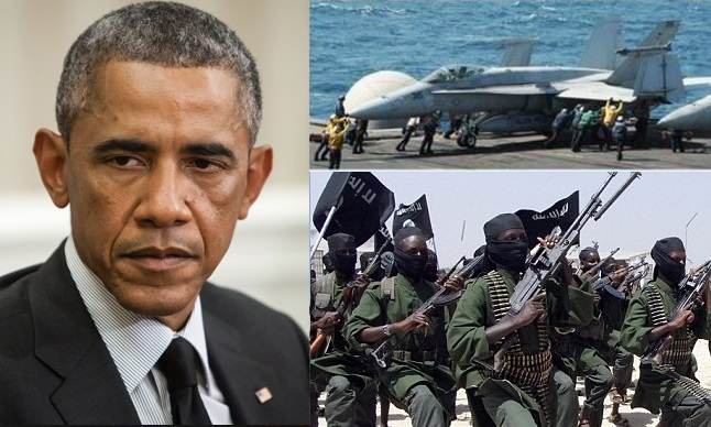 BOMBSHELL: While Obama Tells The WORLD He Is Beating ISIS… These U.S. Pilots Exposed The SHOCKING Truth
