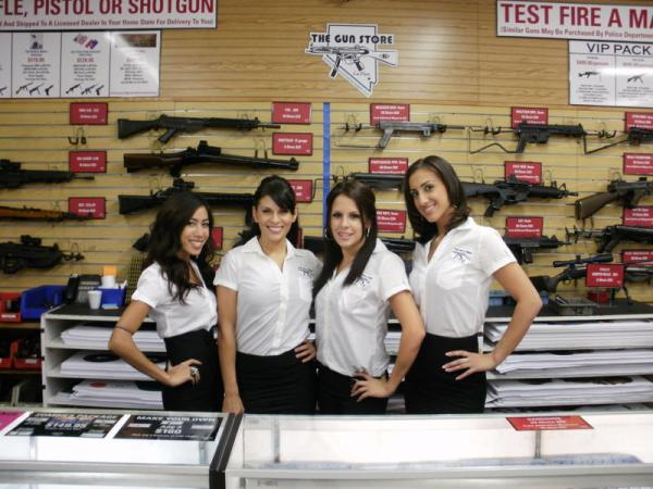 Americans Bought Enough Guns On Black Friday To Arm The Marine Corps