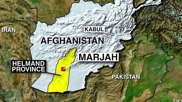 Dozens Of U.S. Troops Still Trapped In Helmand Province, Surrounded By Taliban (Video)