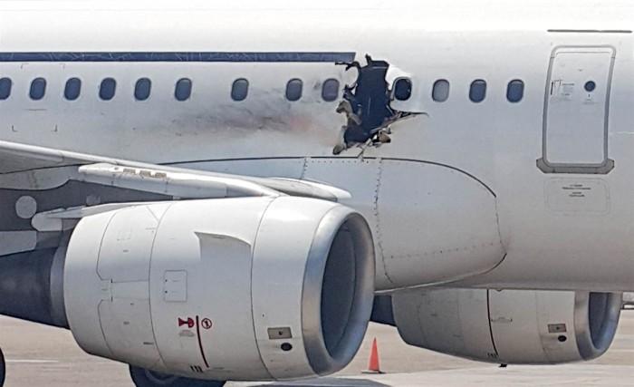 TERRORIST Attack: Somalia Plane Explosion Caused By BOMB (Video)