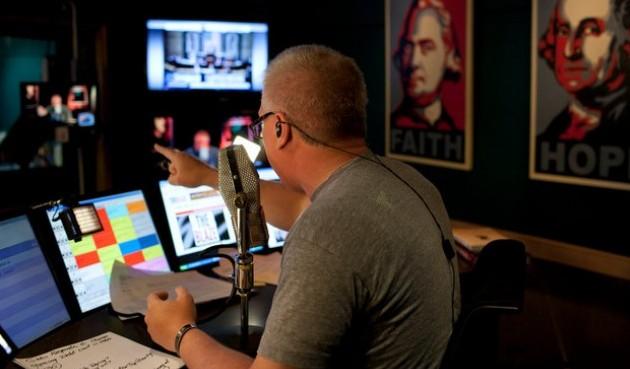 Breaking: Secret Service Visits The Blaze Studios Following Glenn Beck Stabbing Comments (Video)