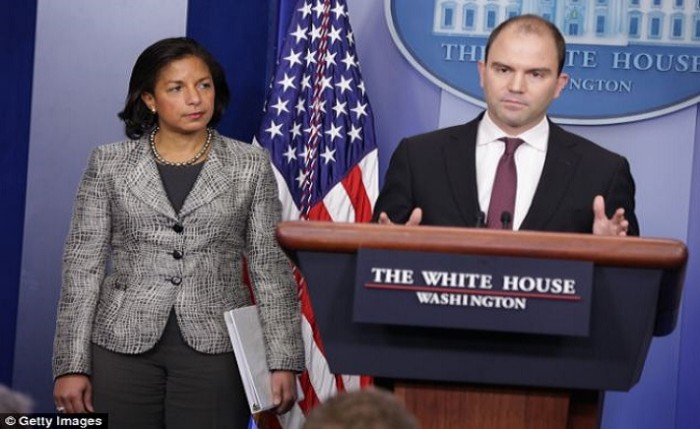 Source: Secret Meeting With White House Led To Rice, Rhodes Benghazi Testimony