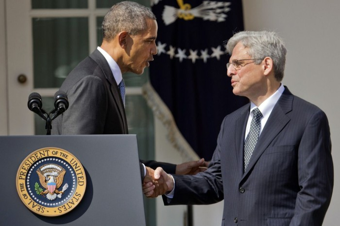 Obama's Pushing To Fill Scalia's Seat And Democrats Think It's A Win Situation For Them