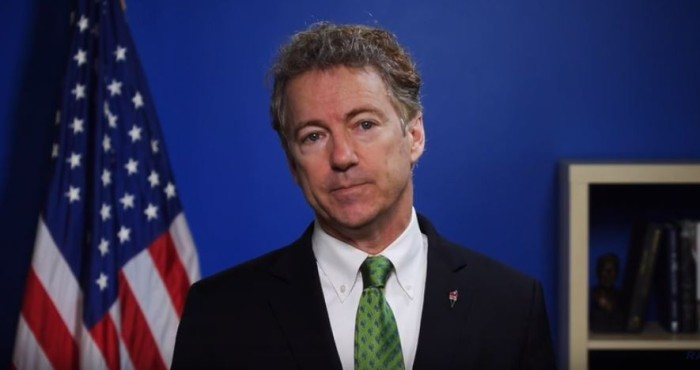 WATCH Sen. Rand Paul: 'Obama Intends To Spend Over $300 MILLION On 8 F-16 Fighter Jets For PAKISTAN'