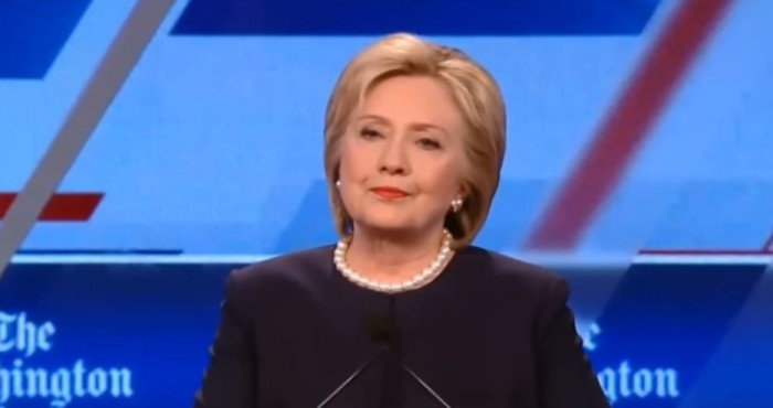 Watch: Hillary Asked If She Will Drop Out If She Is Indicted Over Emails – SHOCKING ANSWER