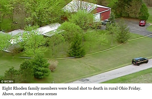 'There's Blood All Over The House': Chilling 911 Calls Reveal Execution-Style Murder Of Family (Video)