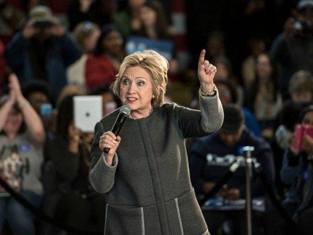 Hillary Clinton Mocks 'Republican Fantasy' That She'll Be Put In Handcuffs (Video)