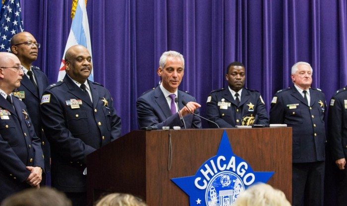Task Force Tells Chicago Police To Acknowledge Racism