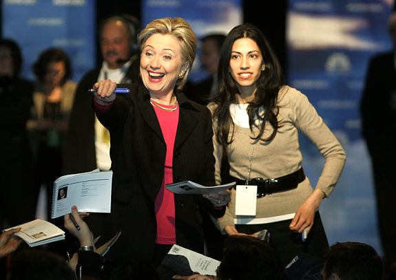 ISIS Puts Out Hit On Hillary Clinton Aide Huma Abedin