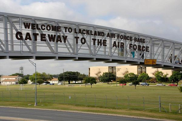 Official: Airman Shot His Commander At Joint Base San Antonio-Lackland