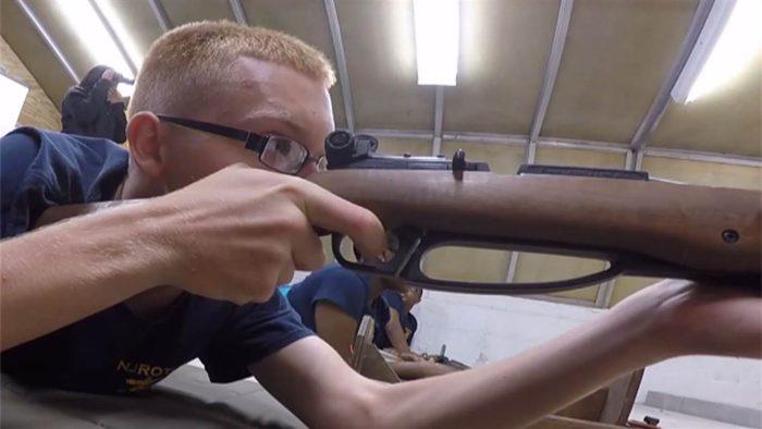 High School Gets Indoor Shooting Range