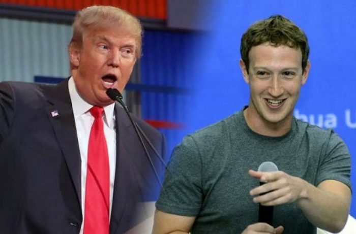 Facebook Employees Asked Zuckerberg If They Should Try To Prevent Trump Presidency