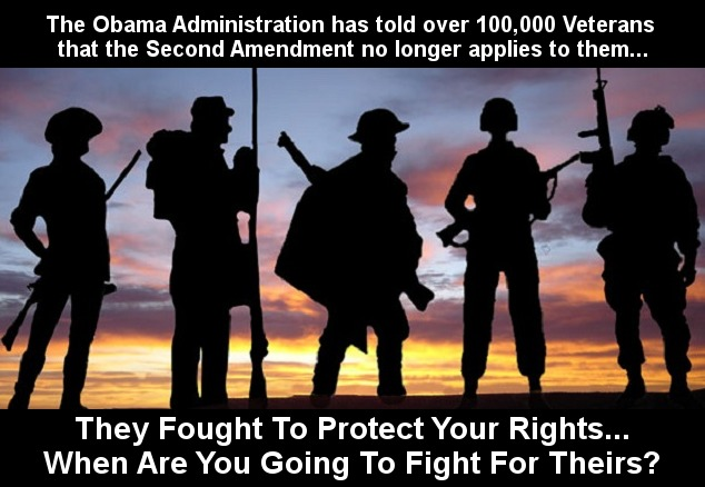 Obama's Absurd Order To Strip 200,000 Veterans Of Their Firearms And Finances