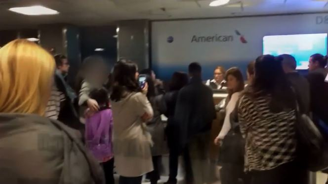 "Mom's Epic Meltdown At Airport After Flight Is Delayed By 12 Hours: ""You Lied To Me!"""