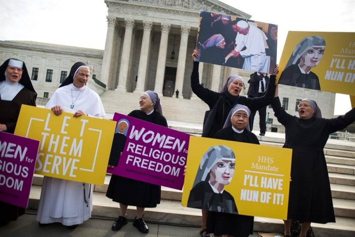 Supreme Court Sends ObamaCare Contraception Mandate Case Back To Lower Courts (Video)