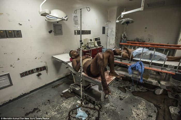 A Devastating Look Inside Venezuela's Hospitals (Video)