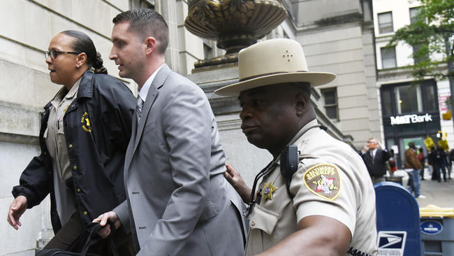 Verdict For Baltimore Officer In Freddie Gray Case (Video)