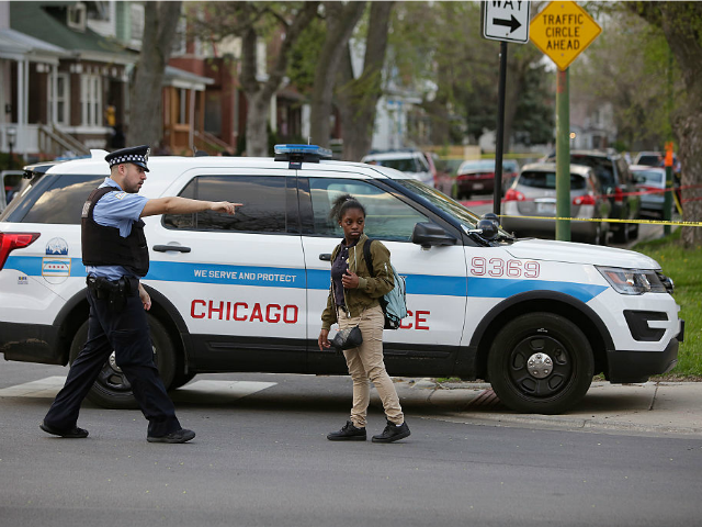 Gun-Controlled Chicago's Bloody Memorial Day