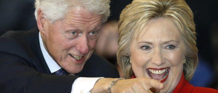 Persian Gulf Sheikhs Gave Bill & Hillary $100 Million