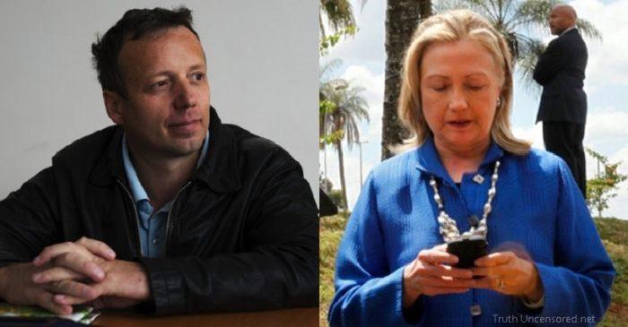 Romanian Hacker Who Says He 'Easily' Breached Clinton Server Finalizing Plea Deal (Video)