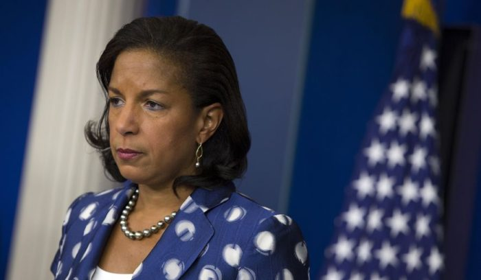 Obama Adviser Susan Rice: America's National Security Agencies Are Too White