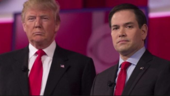 """Rubio Apologizes To Trump For Insults: """"I Want To Be Helpful…"""" Will He Be Vice President?"""