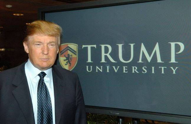 Rigged: The Trial Against Donald Trump… University