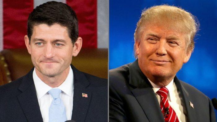 House Speaker Paul Ryan: 'I'll Be Voting For Donald Trump' (Video)