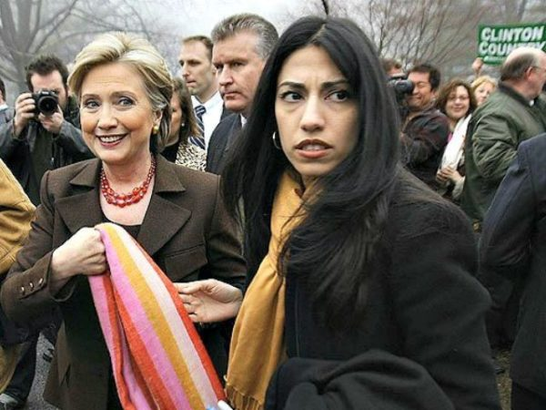 On September 11, Huma Abedin Worked For Hillary Clinton And Saudi Charity Suspected Of Terror Funding (Video)