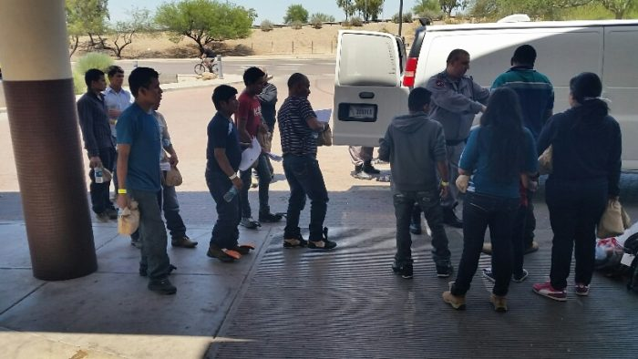 DHS Quietly Moving Van Loads Of Illegal Aliens… You Won't Believe Where!