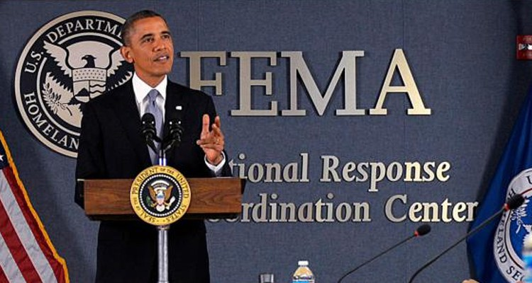 Obama-FEMA