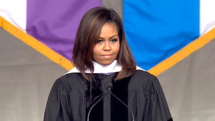 Michelle Obama: Every Day, 'I Wake Up In A House That Was Built By Slaves' (Video)