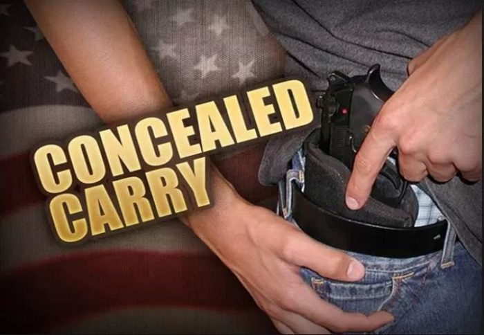 Appeals Court Rules Americans Do NOT Have The Right To Carry Concealed Guns