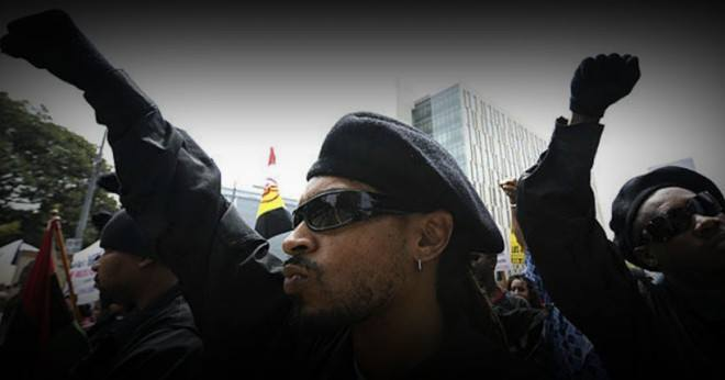 New Black Panther Party Leader Calls For 'Black Migration And Their Own Government'