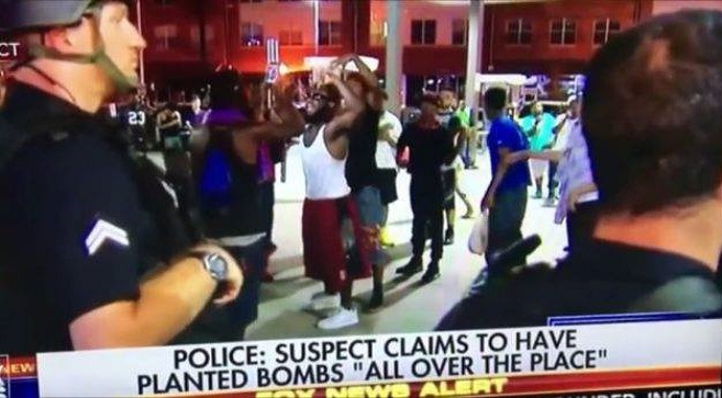 Black Lives Matter Supporters Celebrate Dallas Shootings On Twitter (Video)