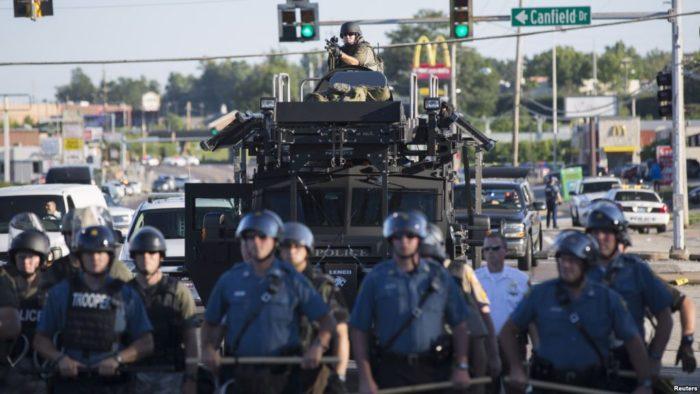 Virginia Police Train For Civil Unrest, Race Riots (Video)