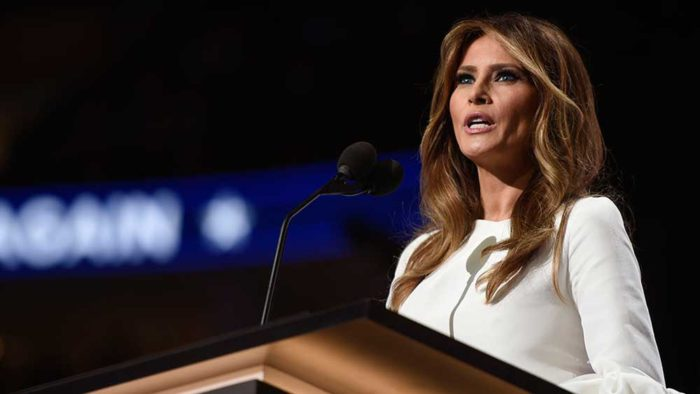 Melania Trump Speechwriter Admits 'Mistake' In Lifting Michelle Obama's Lines
