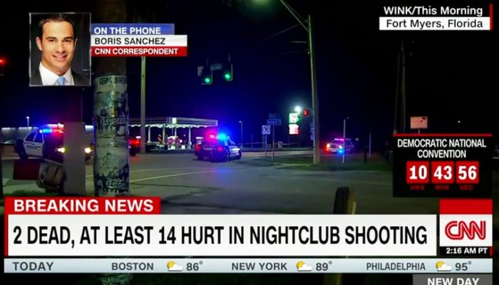 Florida Nightclub Shooting: Two Dead And 16 Injured In Fort Myers (Video)