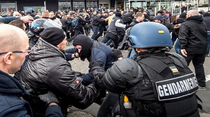 "Surging ""Inter-Community Confrontations"" In France Means ""CIVIL WAR Is Inevitable!"""