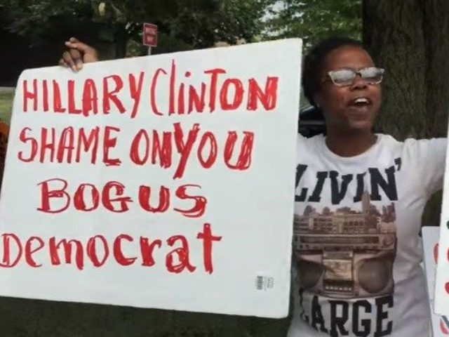 'We Hate Hillary': Haitians At Democratic National Convention Say 'Hillary Clinton Belongs In Jail' (Video)