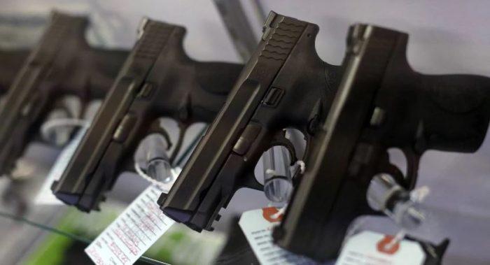 June Gun Sales Crush Previous Record
