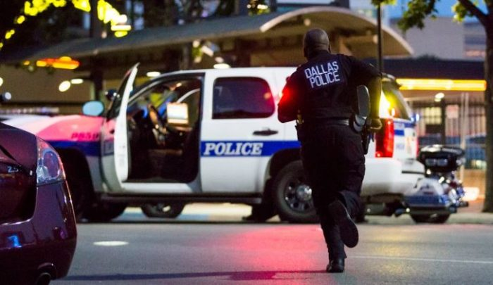 11 Officers Shot, 4 Fatally, By Snipers Amid Dallas Protest Against Police Killings (Video)
