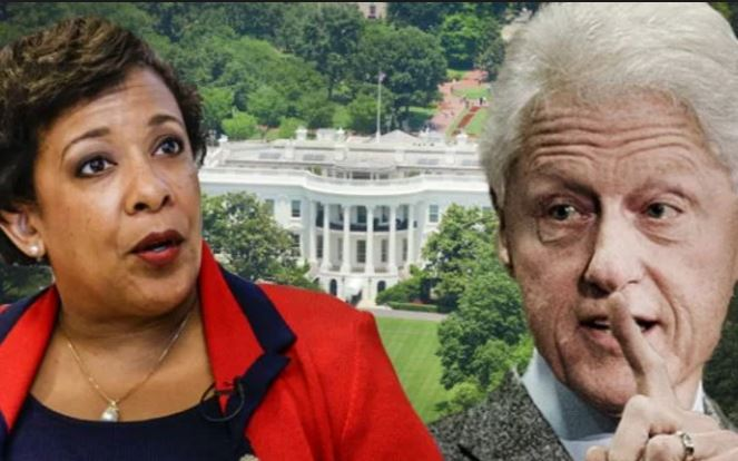 New York Post: 'FBI Agents Tell Us Lynch And Clinton Struck A Deal On That Plane'