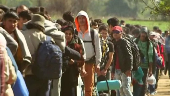 Obama's Syrian Refugees Surge Into US Amid HIGH Security Concerns (Video)