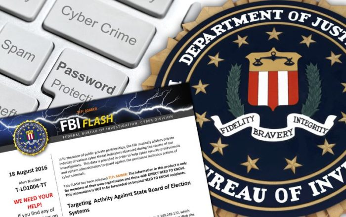 BREAKING: FBI Says Foreign Hackers Have Penetrated Election Databases (Video)