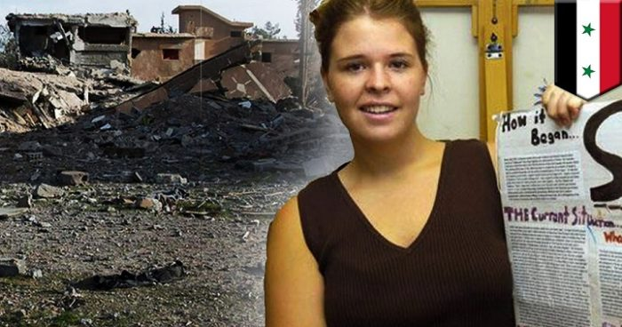 ISIS Prisoner: 'Kayla Mueller Stood Up To 'Jihadi John,' Defended Her Christian Faith (Video)