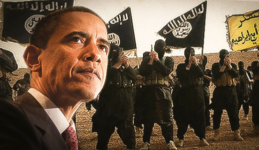Trump Calls Obama 'Founder' Of Islamic State