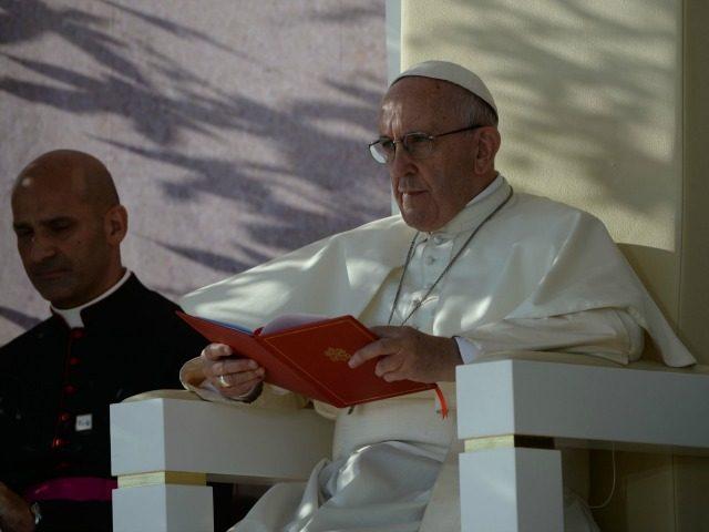 Pope Francis: 'If I Speak Of Islamic Violence, I Must Speak Of Catholic Violence'