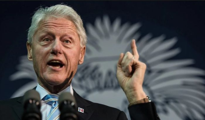 Bill Clinton To FBI Director: 'Biggest Load Of Bull I've Ever Heard' (Video)